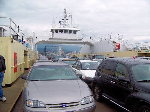 BC Ferry MV Quinsam