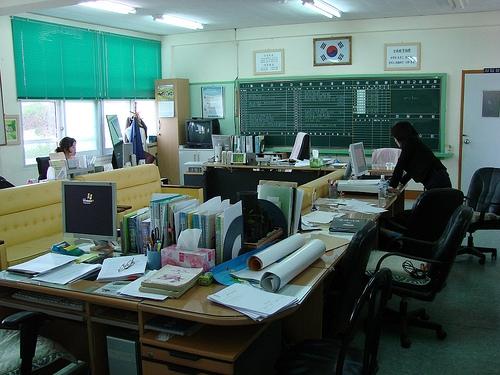 Teacher's Office, Korea