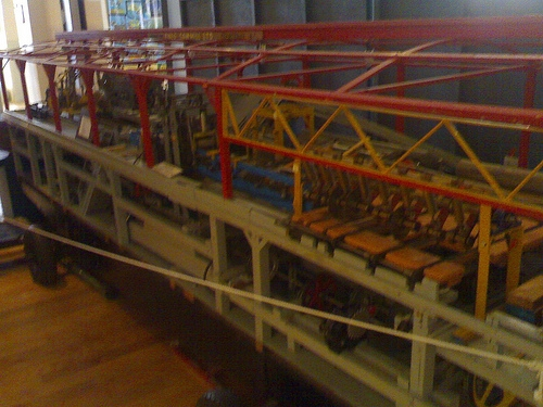 Field Sawmill Model