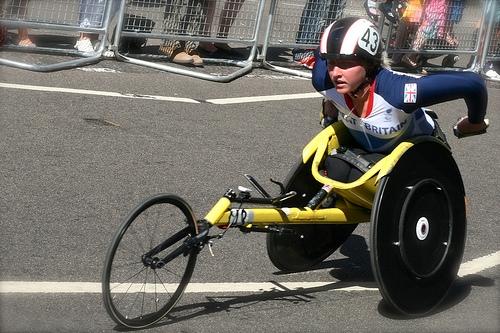 Paralympic Marathon 2012