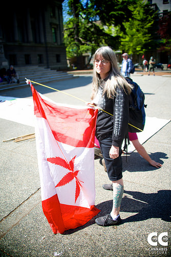 Vancouver Global Marijuana March 2015 - by Danny Kresnyak