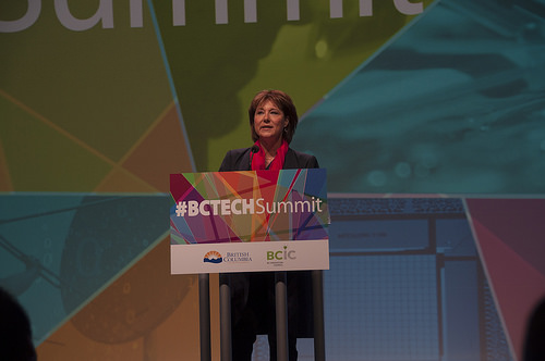 BC Premier Christy Clark's opening remarks at the #BCTech Summit
