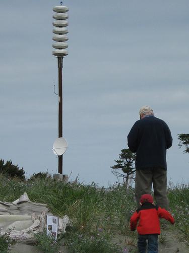 Tsunami Alarm System