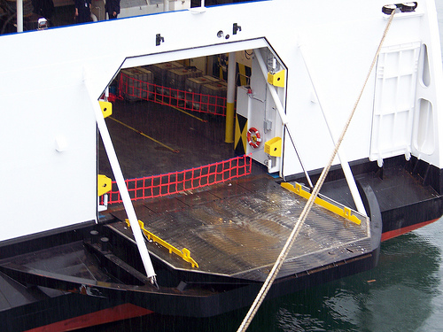 BC Ferry Northern Adventure