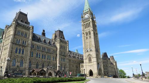 Parliament Hill, Wellington St, Ottawa (491650)