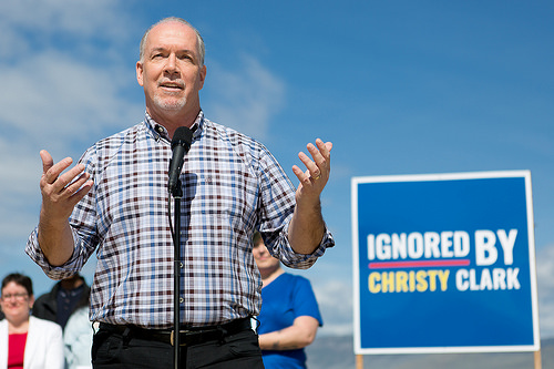 While Christy Clark expands private health care for the rich, John Horgan will invest in public health care for people