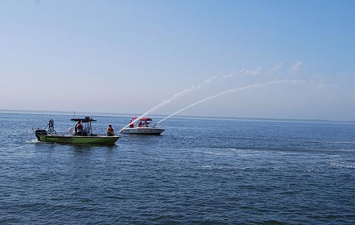 Fire Rescue Boats