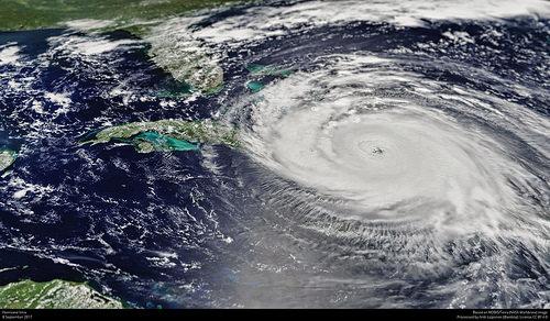 Hurricane Irma 2017 09 08