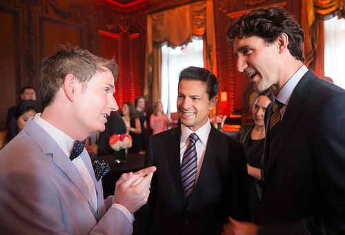 Visita de Estado a Canad - Cena con Primer Ministro Justin Trudeau