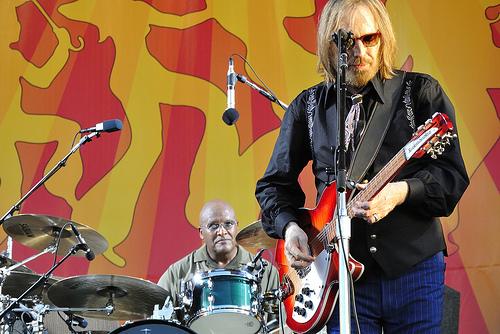 Tom Petty & Steve Ferrone