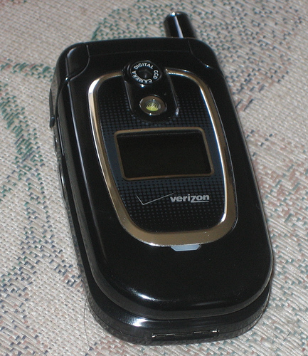new cell phone