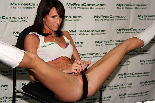 Exxxotica NJ 2010 . Day Two . Jayla