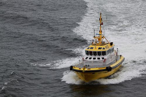 Canadian Coast Guard picks up pilot