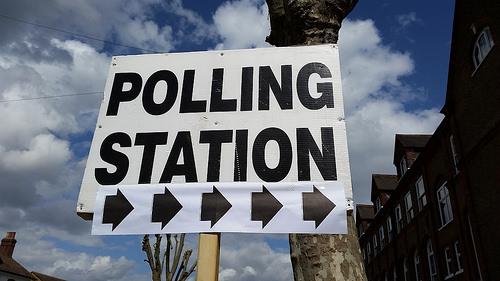 Polling Station - Beacon Road, Lewisham Deptford