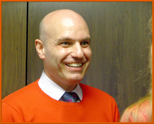 Nathan Cullen (red magically changed to orange)