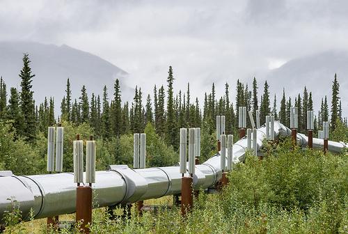 Rainy pipeline
