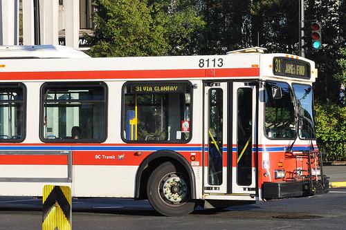 BC Transit, Victoria