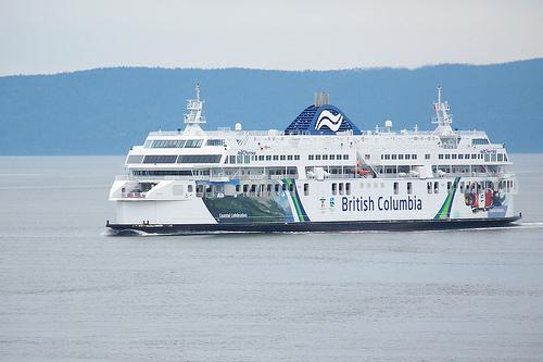 BC Ferry Coastal Inspiration