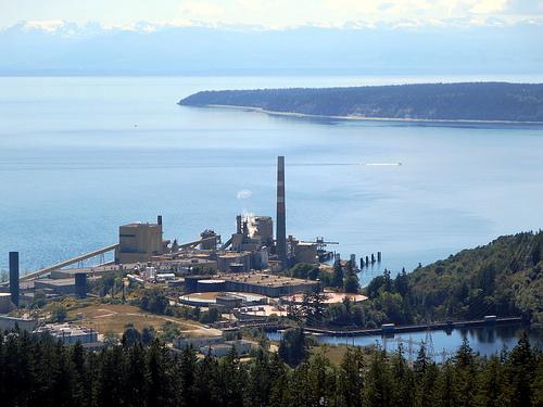 Catalyst Paper Mill
